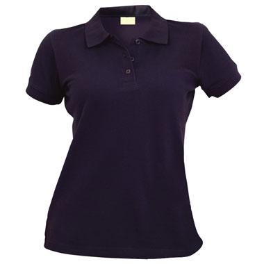 Рубашка поло женская TS-Polo Lady 190 цвет темно-синий
