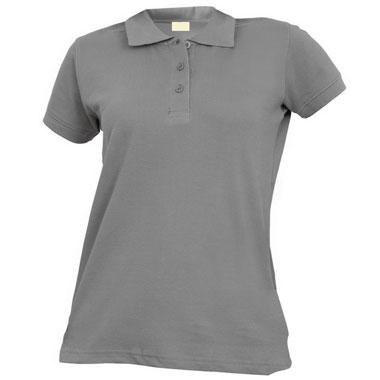 Рубашка поло женская TS-Polo Lady 190 цвет серый